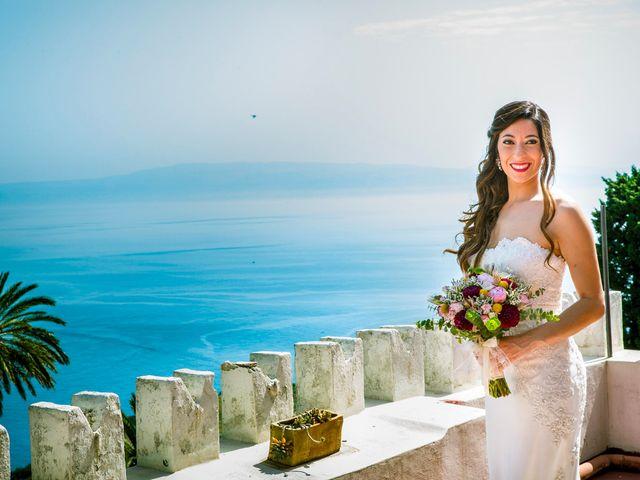 Il matrimonio di Manuela e Simone a Taormina, Messina 4