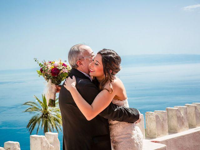 Il matrimonio di Manuela e Simone a Taormina, Messina 5