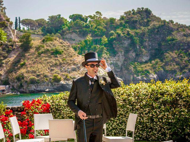 Il matrimonio di Manuela e Simone a Taormina, Messina 6