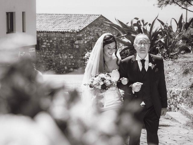 Il matrimonio di Manuela e Simone a Taormina, Messina 9