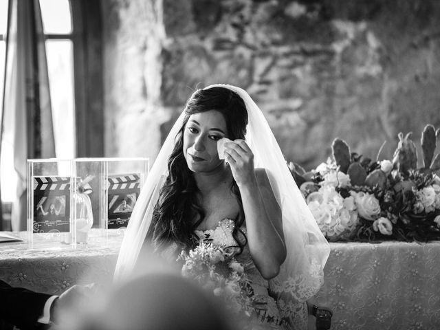 Il matrimonio di Manuela e Simone a Taormina, Messina 12