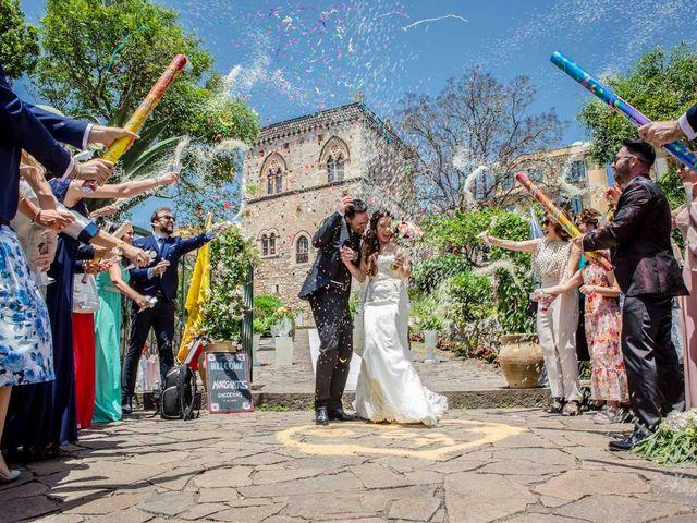 Il matrimonio di Manuela e Simone a Taormina, Messina 13