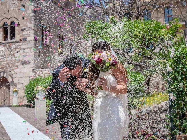Il matrimonio di Manuela e Simone a Taormina, Messina 19