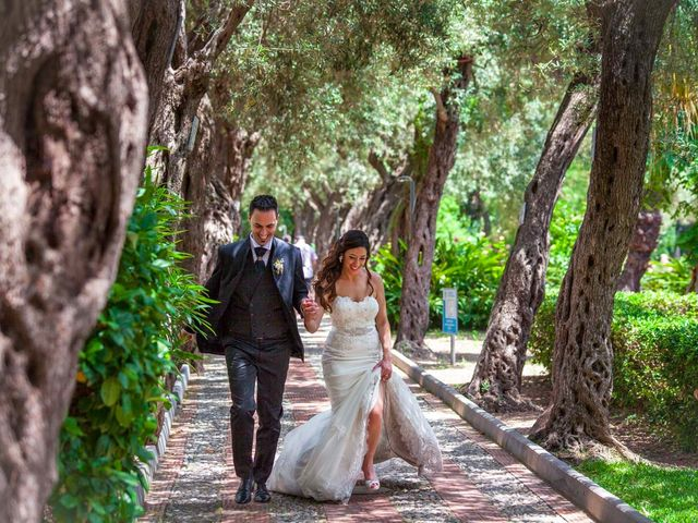Il matrimonio di Manuela e Simone a Taormina, Messina 22