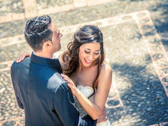 Il matrimonio di Manuela e Simone a Taormina, Messina 23