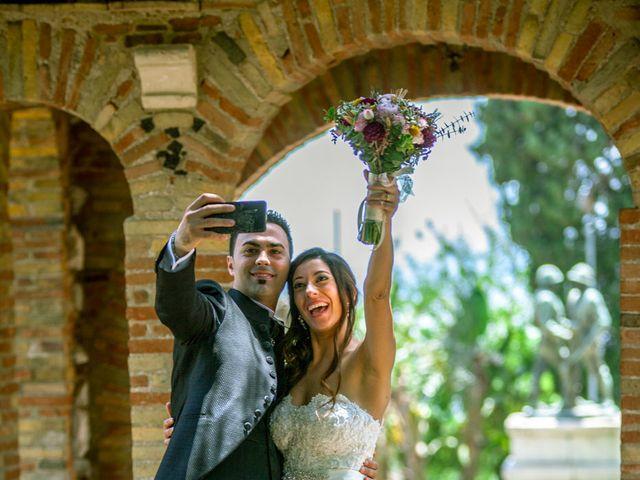 Il matrimonio di Manuela e Simone a Taormina, Messina 24