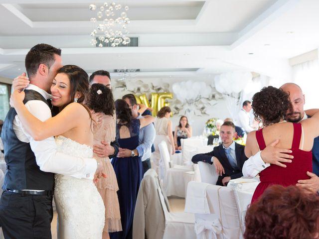 Il matrimonio di Manuela e Simone a Taormina, Messina 27