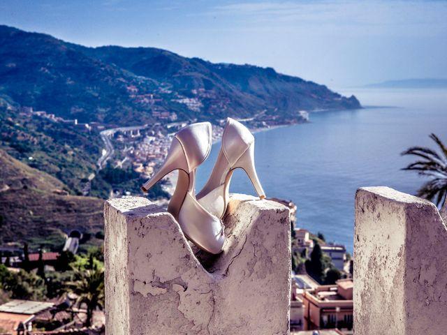 Il matrimonio di Manuela e Simone a Taormina, Messina 39