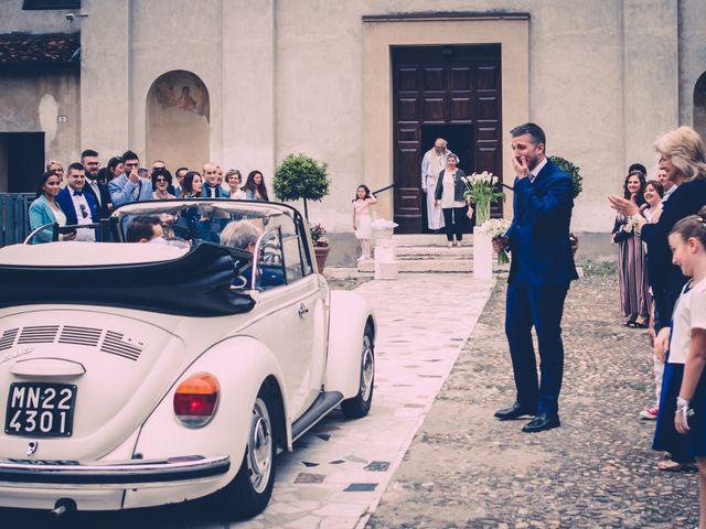 Il matrimonio di Michael e Martina a Mantova, Mantova 11