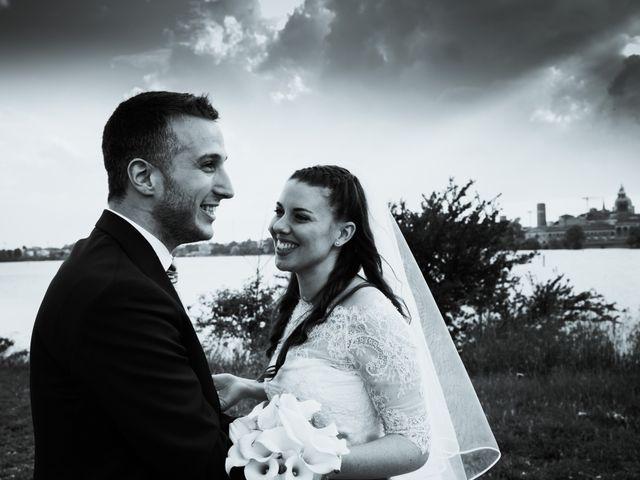 Il matrimonio di Michael e Martina a Mantova, Mantova 14