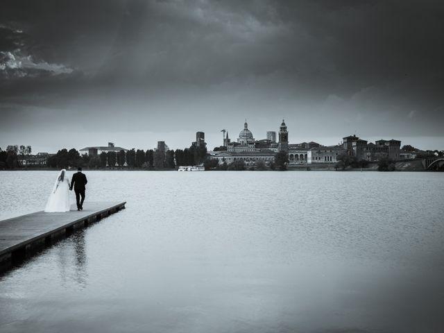 Il matrimonio di Michael e Martina a Mantova, Mantova 1