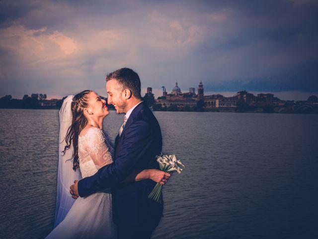 Il matrimonio di Michael e Martina a Mantova, Mantova 15