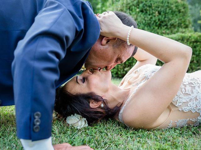 Le nozze di Claudia e Lillo