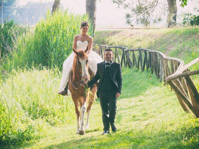 Il matrimonio di Michael e Alice a Goro, Ferrara 9
