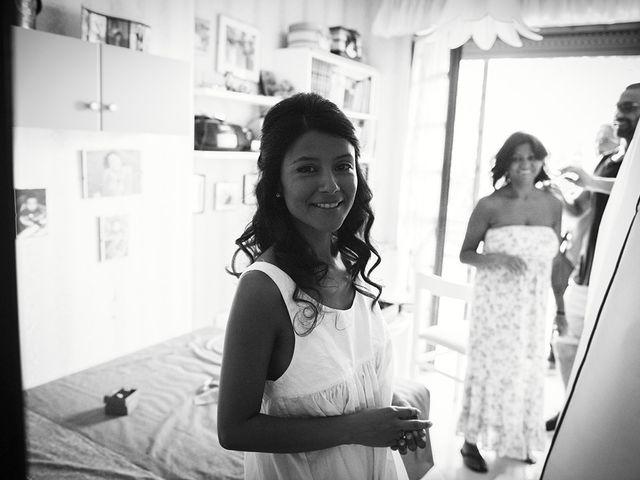 Il matrimonio di Sergio e Maria a Vasto, Chieti 1