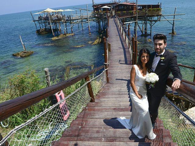 Il matrimonio di Sergio e Maria a Vasto, Chieti 6