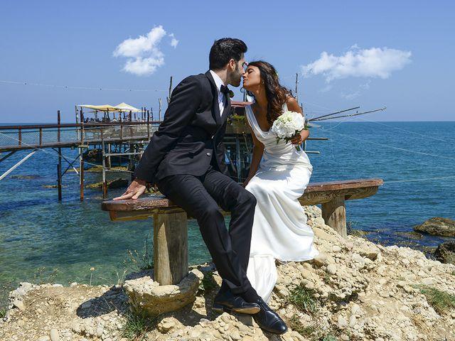 Il matrimonio di Sergio e Maria a Vasto, Chieti 7