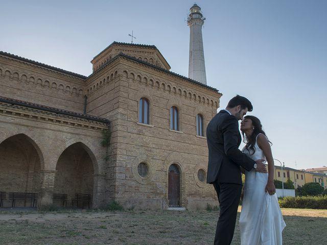 Il matrimonio di Sergio e Maria a Vasto, Chieti 8