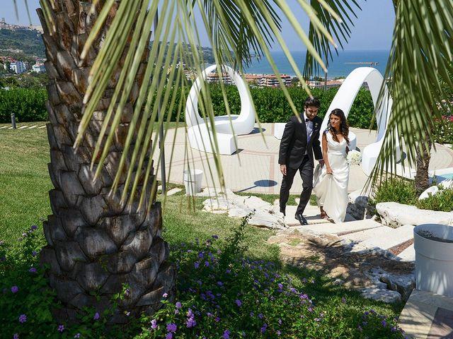 Il matrimonio di Sergio e Maria a Vasto, Chieti 9
