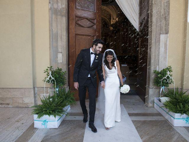 Il matrimonio di Sergio e Maria a Vasto, Chieti 15