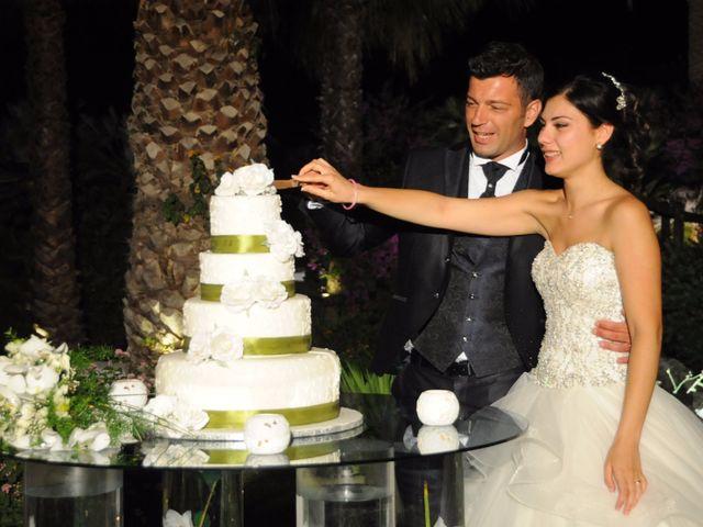Le nozze di Federica e Massimo