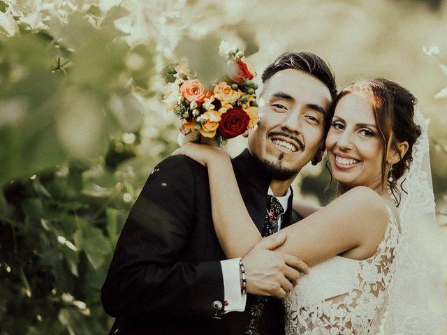 Le nozze di Lorena e Manuel