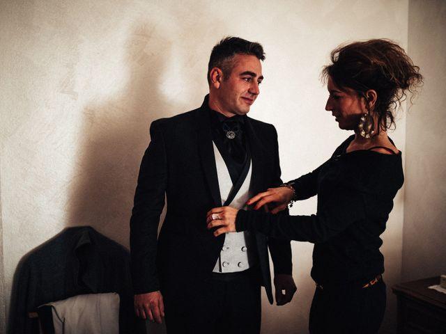 Il matrimonio di Gianni e Adele a San Miniato, Pisa 9