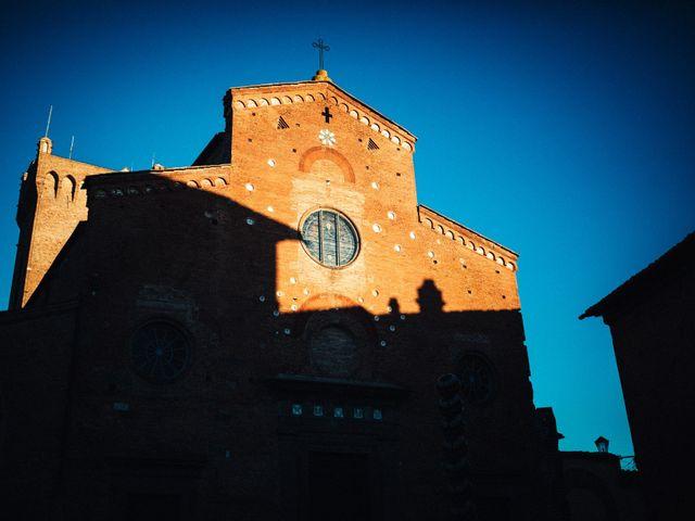 Il matrimonio di Gianni e Adele a San Miniato, Pisa 21