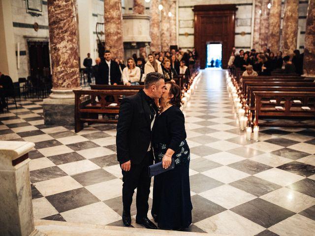 Il matrimonio di Gianni e Adele a San Miniato, Pisa 28