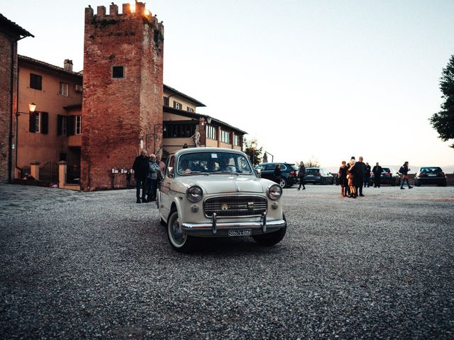 Il matrimonio di Gianni e Adele a San Miniato, Pisa 30
