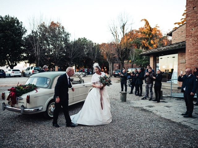 Il matrimonio di Gianni e Adele a San Miniato, Pisa 31