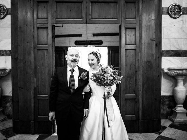 Il matrimonio di Gianni e Adele a San Miniato, Pisa 35