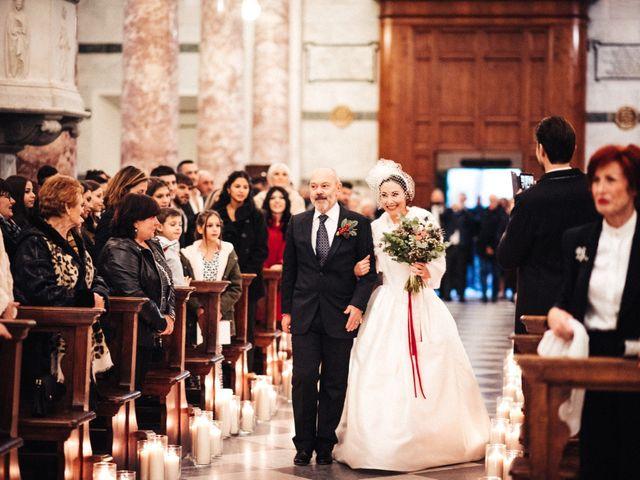Il matrimonio di Gianni e Adele a San Miniato, Pisa 36