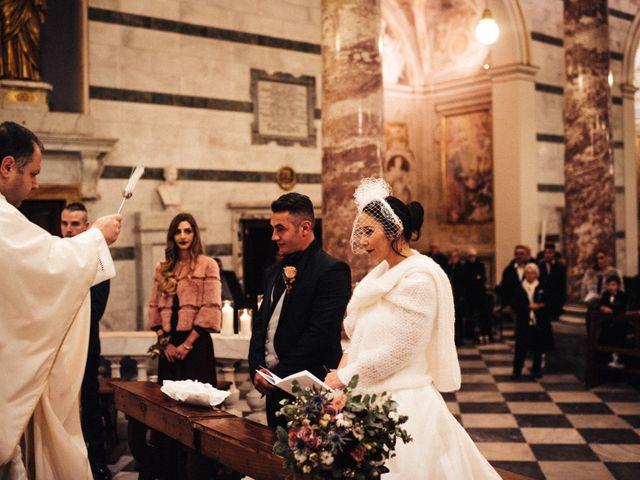 Il matrimonio di Gianni e Adele a San Miniato, Pisa 39