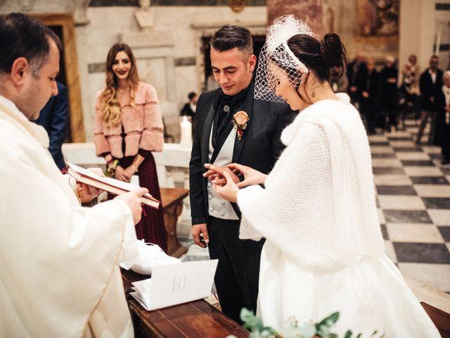 Il matrimonio di Gianni e Adele a San Miniato, Pisa 41
