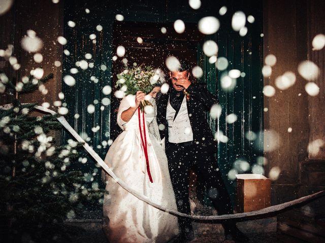 Il matrimonio di Gianni e Adele a San Miniato, Pisa 46