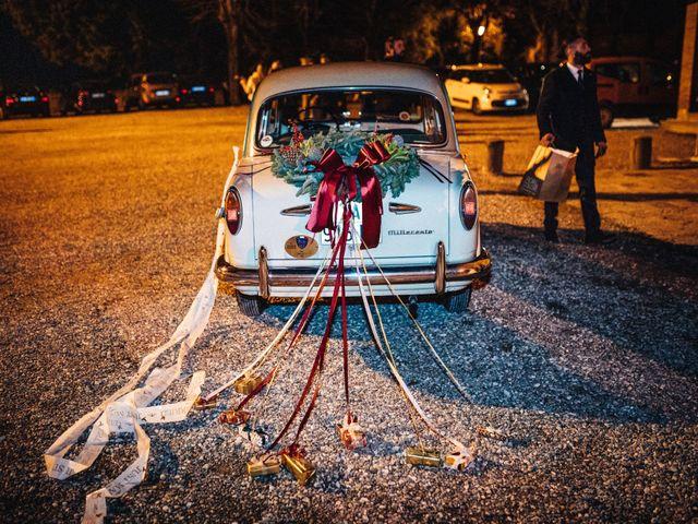 Il matrimonio di Gianni e Adele a San Miniato, Pisa 47