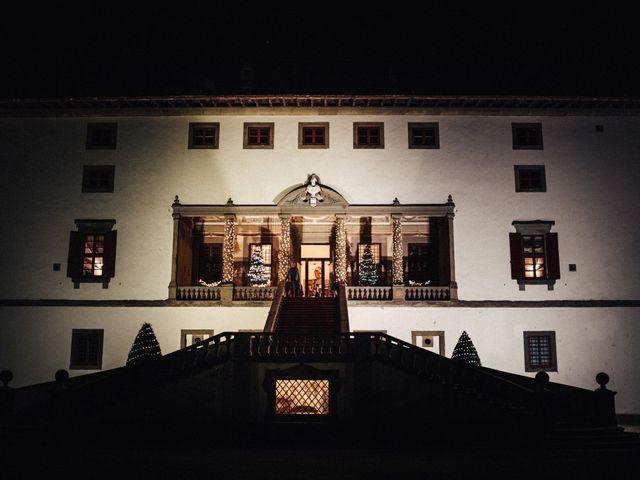 Il matrimonio di Gianni e Adele a San Miniato, Pisa 49