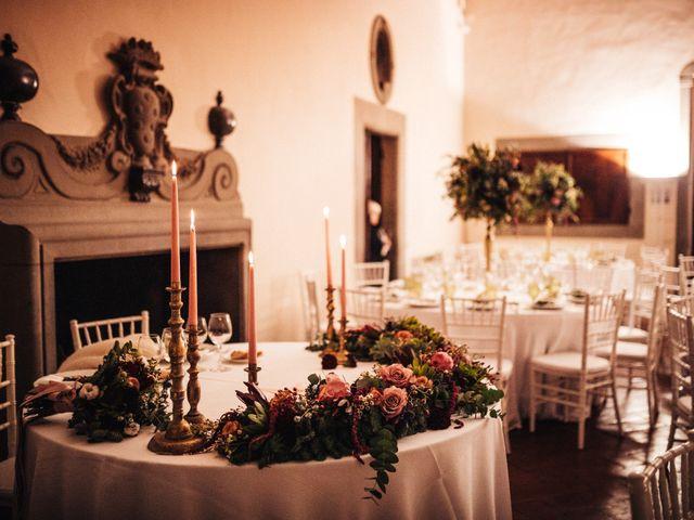 Il matrimonio di Gianni e Adele a San Miniato, Pisa 56