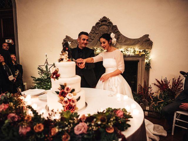 Il matrimonio di Gianni e Adele a San Miniato, Pisa 65