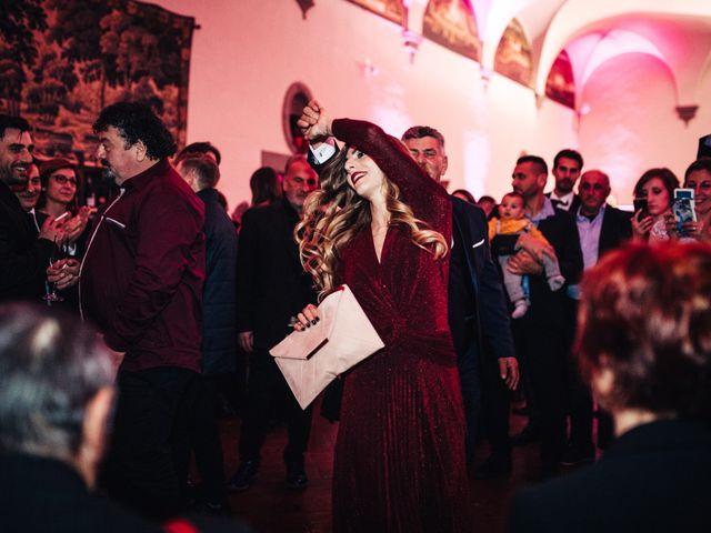 Il matrimonio di Gianni e Adele a San Miniato, Pisa 67