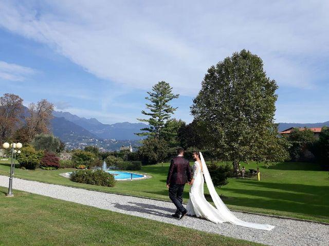 Il matrimonio di Andrea Sangalli e Valentina Ratti a Valbrona, Como 4