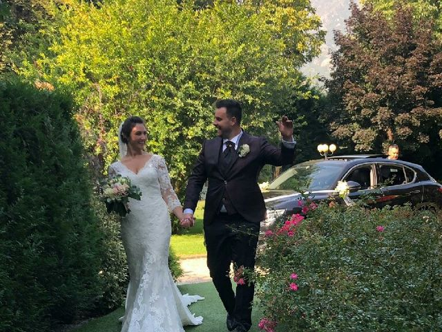 Il matrimonio di Andrea Sangalli e Valentina Ratti a Valbrona, Como 1