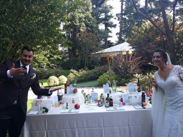 Il matrimonio di Andrea Sangalli e Valentina Ratti a Valbrona, Como 11