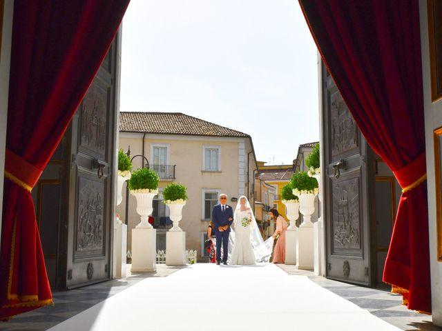 Il matrimonio di Fabio e Sara a Avellino, Avellino 12