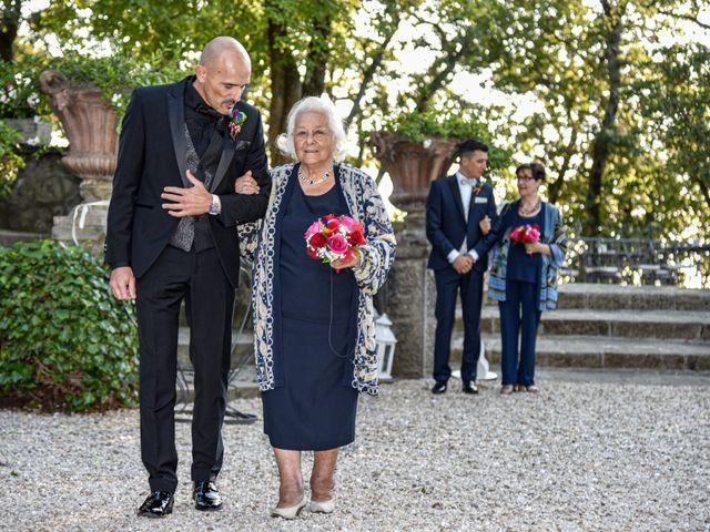 Il matrimonio di Marco e Aurelio a Castel Gandolfo, Roma 19