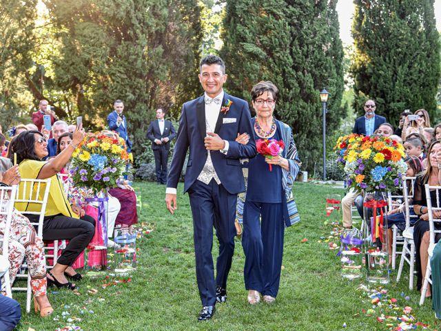 Il matrimonio di Marco e Aurelio a Castel Gandolfo, Roma 20