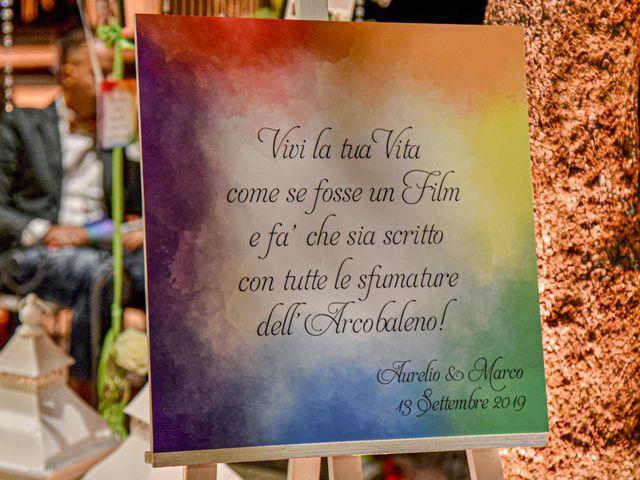 Il matrimonio di Marco e Aurelio a Castel Gandolfo, Roma 27