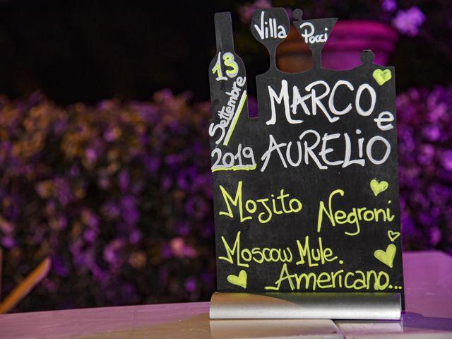 Il matrimonio di Marco e Aurelio a Castel Gandolfo, Roma 30