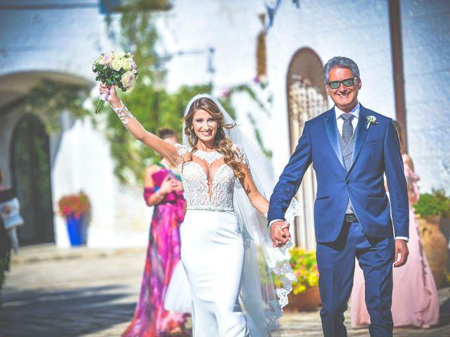 Il matrimonio di Rosita e Donato a Massafra, Taranto 27